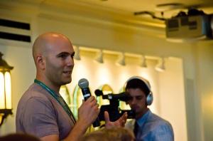 Ben Ilfeld of Sacramento Press